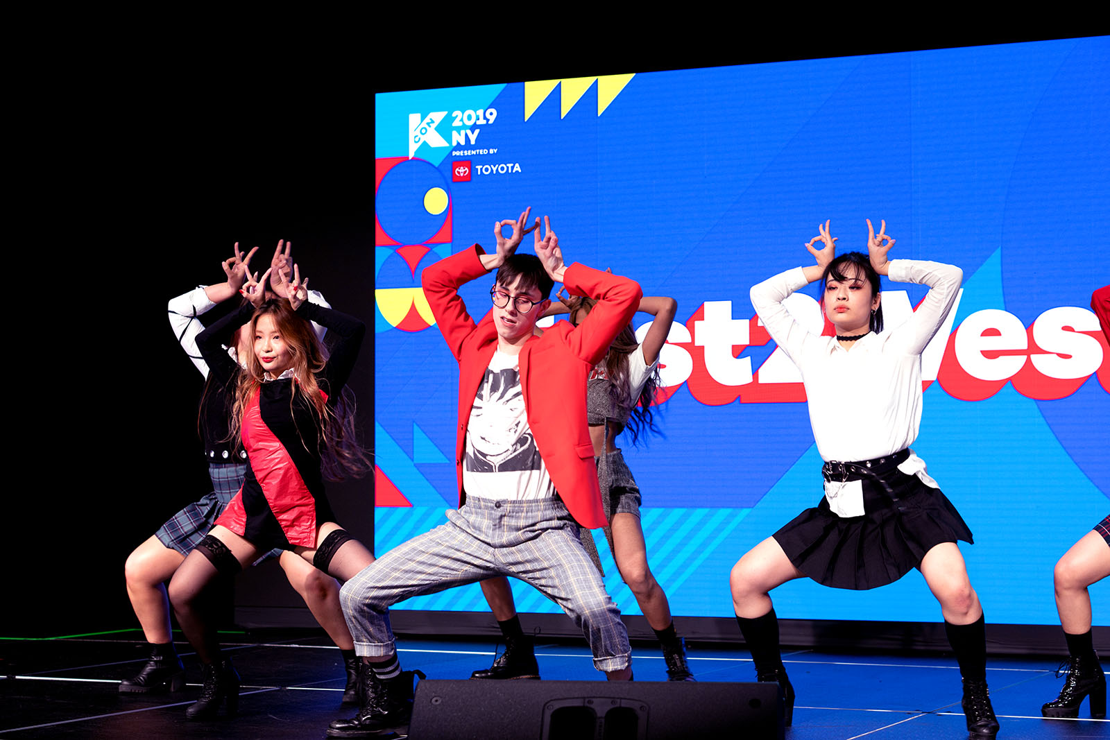 KCON STAGE