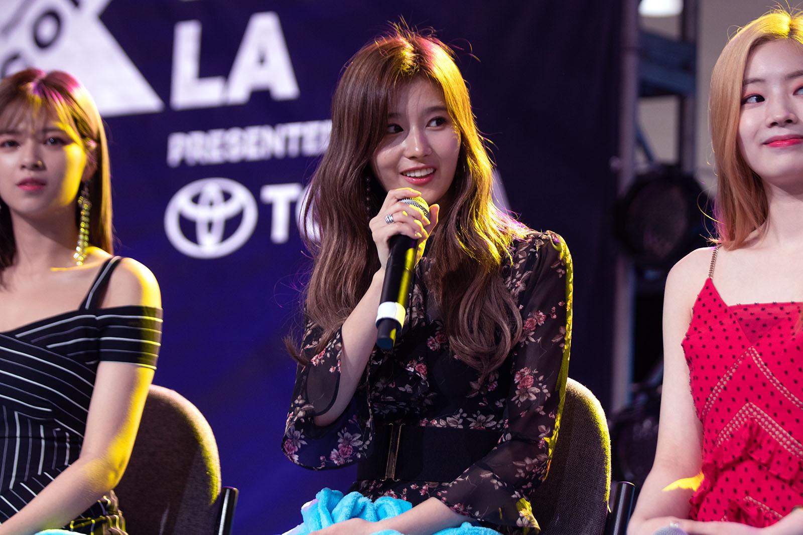 KCON STAR LIVE TALK