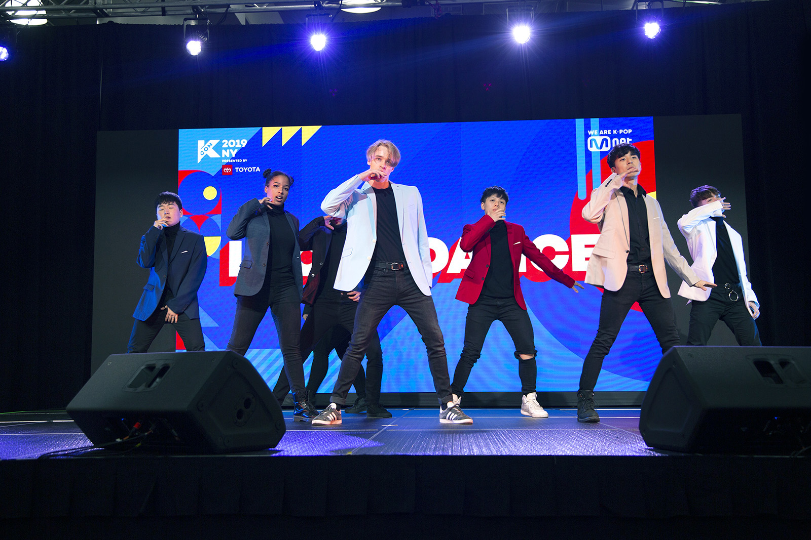 KCON COVERSTAR-K DANCE
